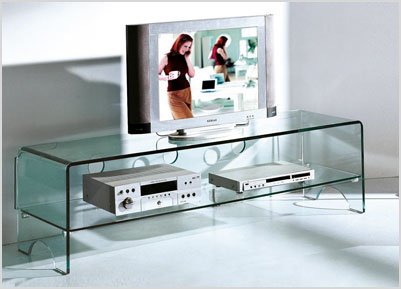 Mesa tv hao d2010 for Mueble auxiliar television