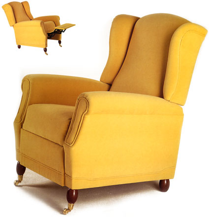 Sillon orejero excellent cuanto vale tapizar una silla cool cuanto cuesta tapizar cuanto cuesta - Cuanto cuesta tapizar una butaca ...